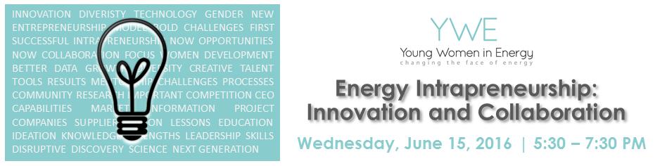 Energy Intrapreneurship - Graphic